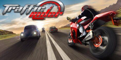 تحميل Traffic Rider 1.70  – لعبة ترافيك رايدر مهكرة للاندرويد
