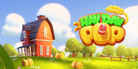 تحميل Hay Day Pop مهكرة (أموال غير محدودة MOD) للاندرويد