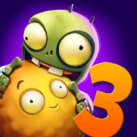 تحميل Plants vs Zombies 3 – لعبة بلانيت و زامبي 3 مهكرة للاندرويد
