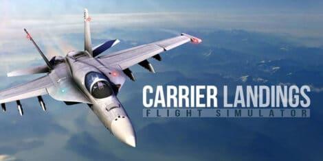 تحميل Carrier Landings Pro 4.3.4 مهكرة للاندرويد