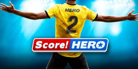 تحميل Score Hero 2 1.04 مهكرة للاندرويد