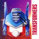 تحميل لعبة Angry Birds Transformers مهكرة للاندرويد
