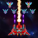 تحميل لعبة Galaxy Attack: Alien Shooter مهكرة للاندرويد