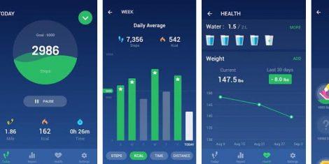 تحميل تطبيق Pedometer – Step Counter Free & Calorie Counter المدفوع اخر اصدار للاندرويد