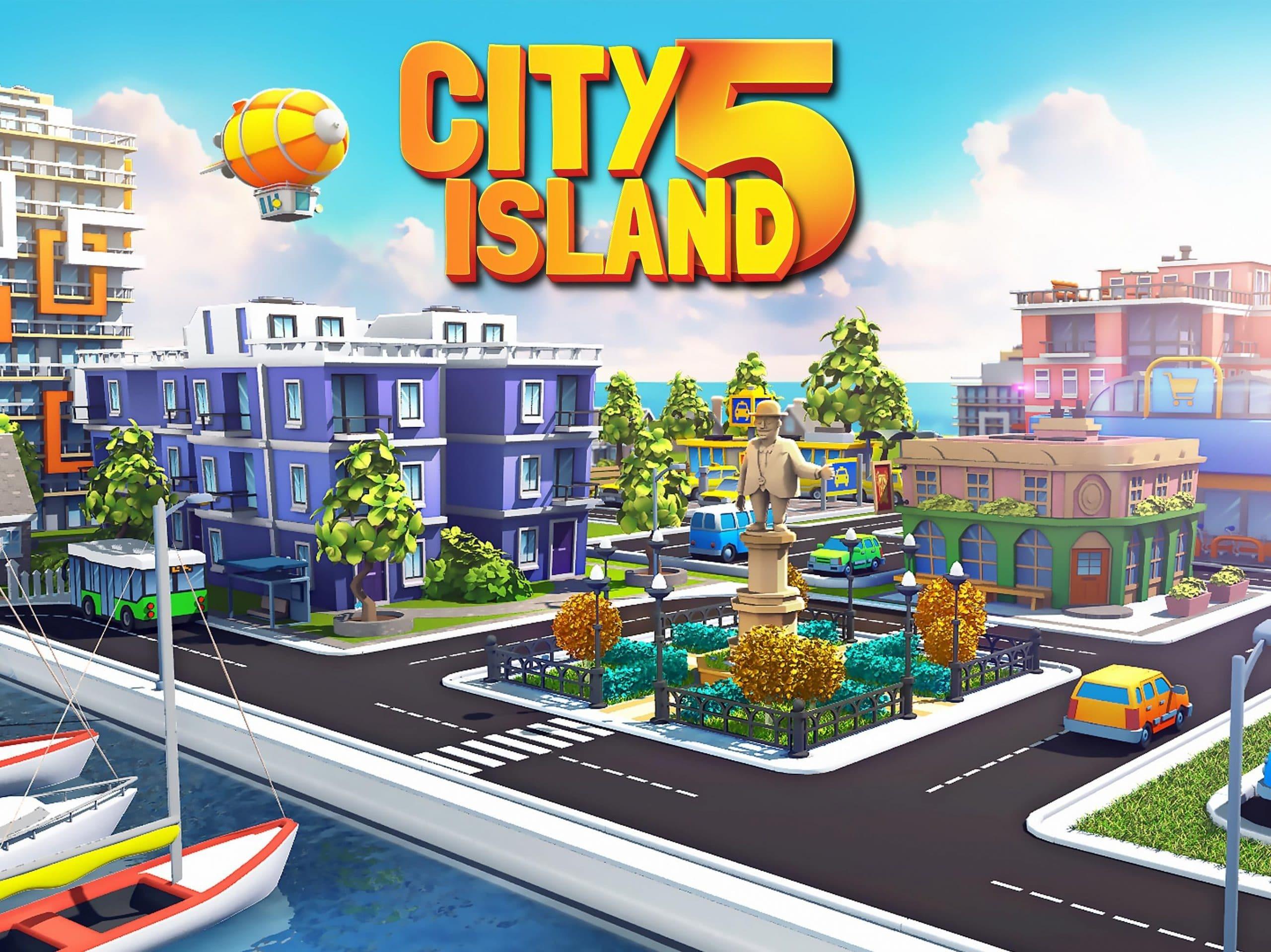 تحميل لعبة City Island 5 3.15.0 مهكرة اخر اصدار للاندرويد