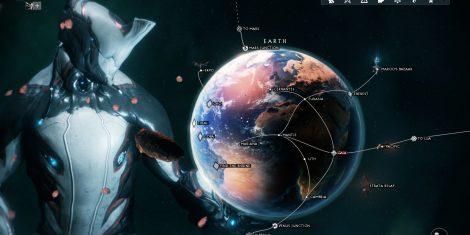 تحميل لعبة Warframe Mobile اخر اصدار للاندرويد