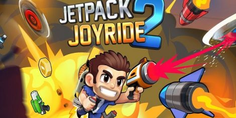 تحميل لعبة Jetpack Joyride مهكرة اخر اصدار للاندرويد