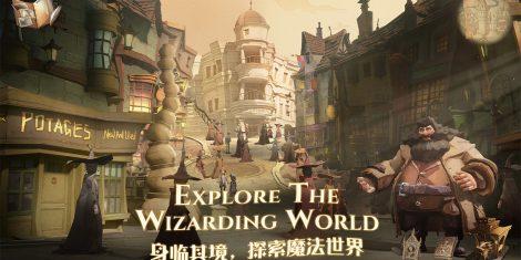 تحميل لعبة Harry Potter Magic Awakened اخر اصدار للاندرويد