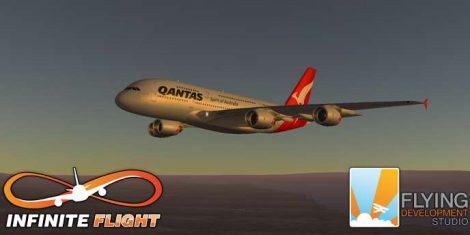 تحميل لعبة Infinite Flight مهكرة اخر اصدار للاندرويد