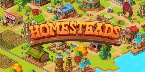 تحميل Homesteads مهكرة اخر اصدار للاندرويد