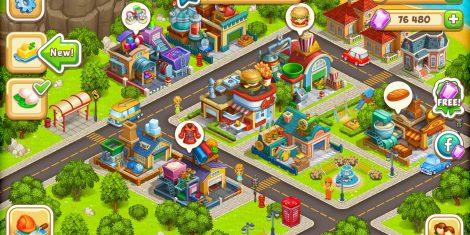 تحميل لعبة Cartoon City 2 مهكرة اخر اصدار للاندرويد