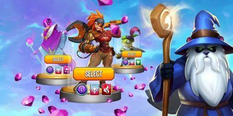 تحميل لعبة Monster Legends مهكرة اخر اصدار للاندرويد